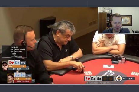 different types online casino