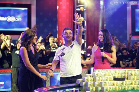 Hossein Ensan wint het 2019 WSOP Main Event voor $10.000.000, Dario Sammartino runner-up