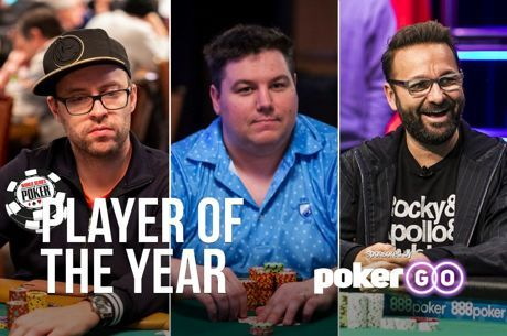 2019 WSOP Player of the Year: Campbell Ends Summer in 1st, Deeb, Negreanu Close