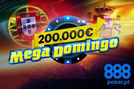 Mega Domingo da 888poker.pt