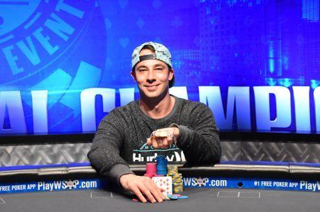 Ryan Eriquezzo Captures His Second WSOP Global Casino Championship for $279,431