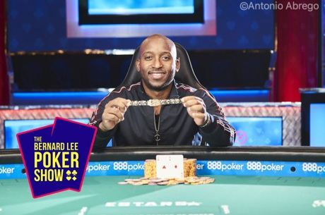 The Bernard Lee Poker Show 12-17: 2019 WSOP Big 50 champ, Femi Fashakin