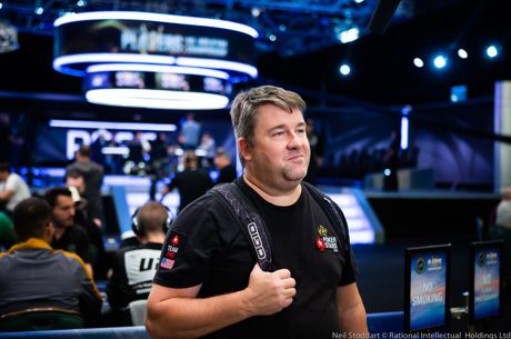 Chris Moneymaker will soon be back to handing out Platinum Passes on the Moneymaker PSPC Tour.