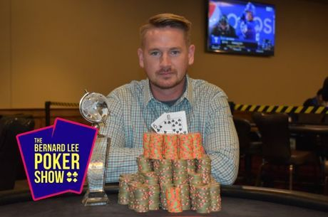 Eric Bunch had a breakthrough tournament win in the 2019 WinStar River Poker Series.