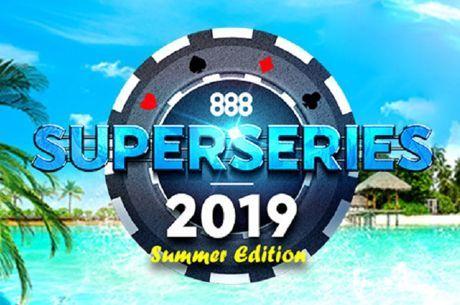 La jornada de clausura de las SuperSeries Summer Edition reparte cerca de 140.000€