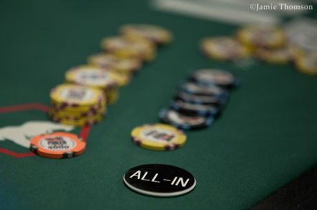 Jonathan Little's Weekly Poker Hand: Playing Top Pair the Wrong Way