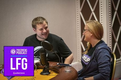 Chad Holloway & Jamie Kerstetter LFG Podcast