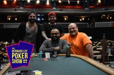 The Bernard Lee Poker Show 12-27: Ravi Raghavan, 2019 WSOP Cir Hammond Champ, Part 2