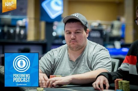 PokerNews Podcast: Shaun Deeb on WSOP POY Race