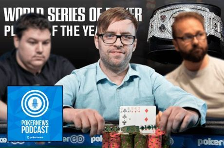 PokerNews Podcast: 2019 WSOP Player of the Year Robert Campbell
