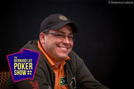 Robbie Strazynski on the Bernard Lee Poker Show