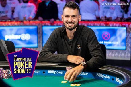 Bernard Lee Poker Show Alex Livingston