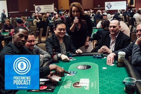 PokerNews Podcast: America Idol's William Hung Tackles Poker