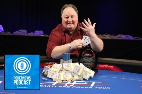 PokerNews Podcast: Five-Time HPT Champ Greg Raymer & Another Win for JC Tran