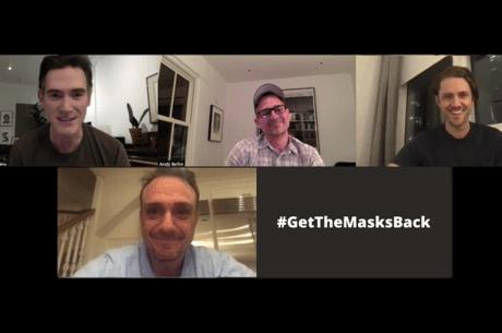 #GetTheMasksBack
