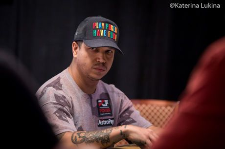 Ramos discusses everything from having fun at Spin & Gold tables to securing High Roller Week success