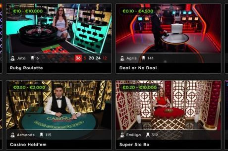 Top Live Dealer Casinos 2020