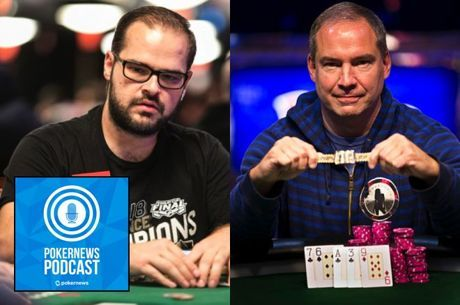 PokerNews Podcast: Matt Stout Talks WSOP.com Heater; Ted Forrest on the Quarantine Life