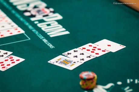 Multi strike video poker