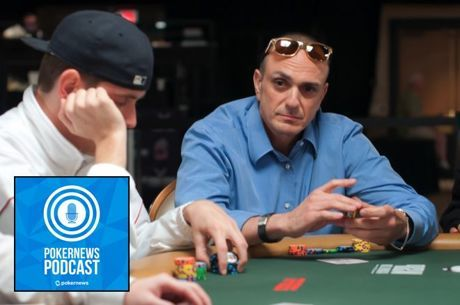 PokerNews Podcast: Voice of The Simpsons Hank Azaria Talks Poker & Charity Event