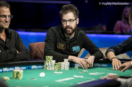 PokerNews catches up with 888poker Ambassador Dominik Nitsche and chats about his WSOP memories