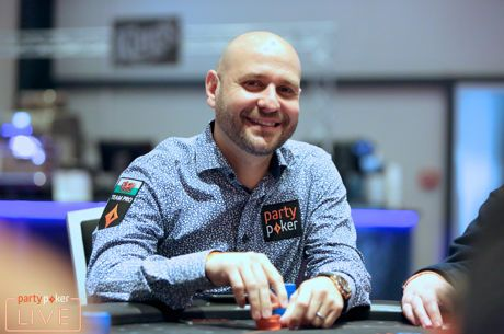 Bracelet-winner Roberto Romanello is gearing up for the WPT World Online Championships on partypoker