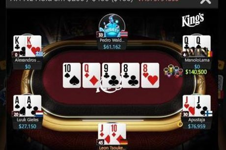 High stakes games have been popping on GGPoker.