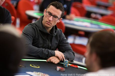 Daniel Dvoress will make his WSOP final table debut on Saturday.