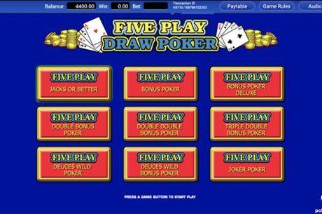 Five Play Video Poker Online