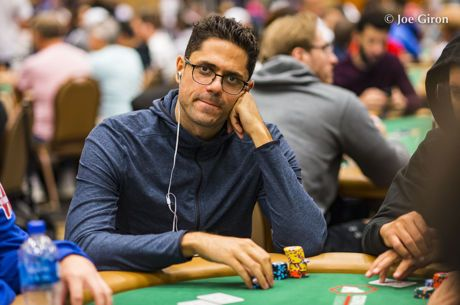 The former WSOP Main Event final tablist joins the likes of Roberto Romanello and Josip Simunic