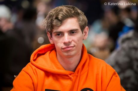 Two have fallen, leaving four high-stakes poker competitors in Run It Once Legends Showdown.