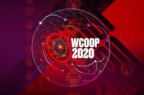2020 WCOOP at PokerStars