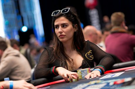 Iranian Beauty Queen Melika Razavi Wins WSOP Gold Bracelet in Event #82 ($239,180)