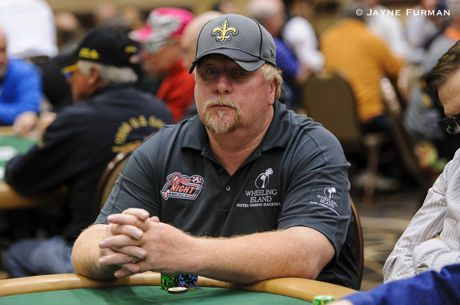 Darvin Moon made the WSOP Main Event final table in 2009.