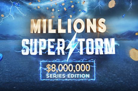 Millions Superstorm at 888poker