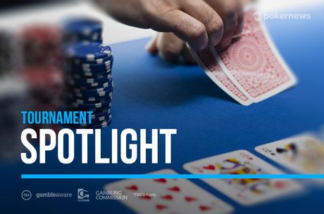 The latest PokerNews Tournament Spotlight focuses on PokerStars and the Half Price Sunday Million on October 4th