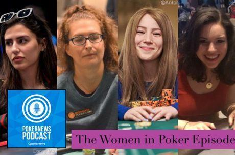 PokerNews Podcast Women in Poker