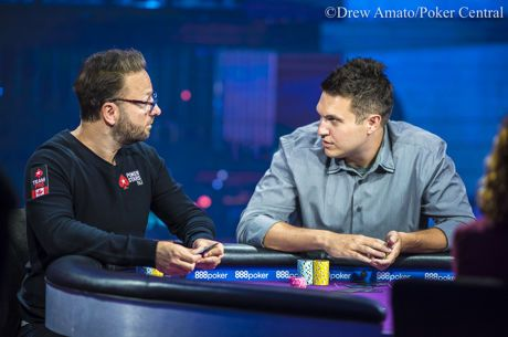 Negreanu and Polk will square off in November.