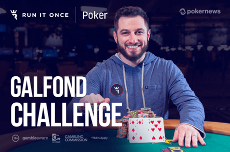 Chance Kornuth has made some headway in his heads-up match with Phil Galfond.