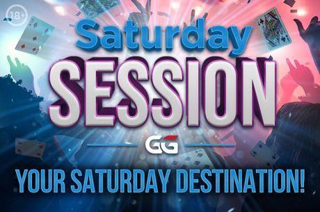 GGPoker Saturday Session