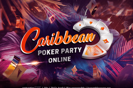Caribbean Poker Party centroll qualifiers