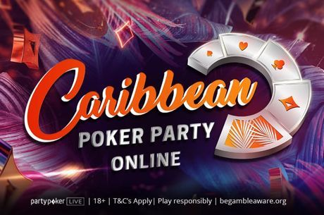 Caribbean Poker Party Online at partypoker
