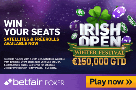 Irish Open Winter Festival