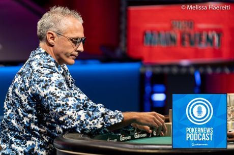 PN Podcast: Salas Wins WSOP, Huck Seed in PHoF & Moneymaker Leaves PokerStars