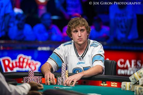 Former WSOP Main Event champion Ryan Riess sits down with PokerNews to chat about the NFL Playoffs