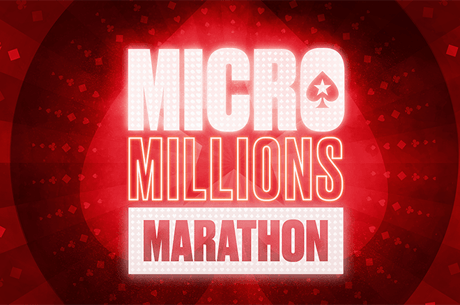 PokerStars MicroMillions Marathon