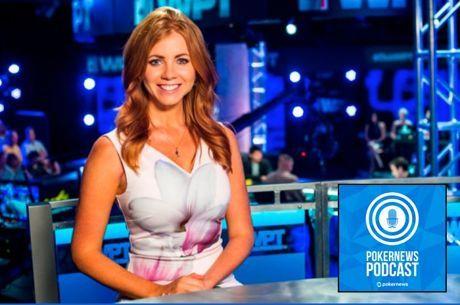 PokerNews Podcast: WPT's Lynn Gilmartin on New Film Career, Pregnancy & More