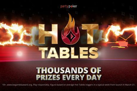 partypoker Hot Tables