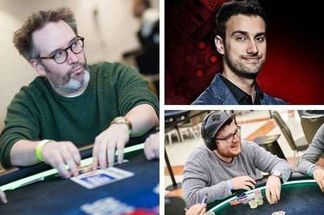 Sam Grafton, Andre Coimbra and Parker Talbot will all be joining PokerStars Team Pro