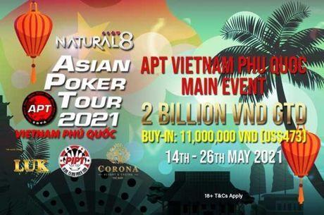Natural8 Asian Poker Tour Vietnam Phu Quoc